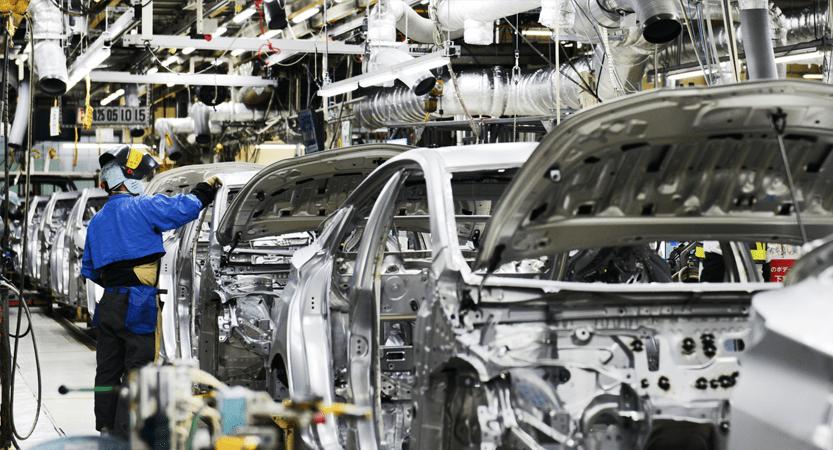 You are currently viewing La industria automotriz en Estados Unidos vuelve a la vida después del cierre.