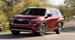 Read more about the article 2020 Toyota Highlander, afincado en la cima…por ahora.