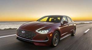 Read more about the article 2020 Hyundai Sonata, excelencia desde cualquier ángulo.