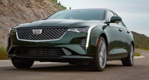 Read more about the article Cadillac desea atraer a de gente joven con el CT4