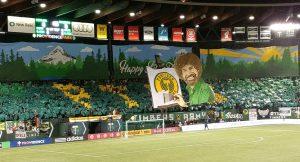 Hasta un 25% de su capacidad reabrirán los eventos deportivos en Oregon.