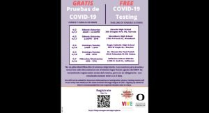 Read more about the article Pruebas Gratis de Covid-19
