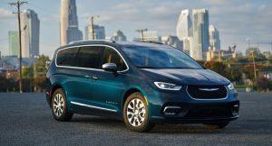 Read more about the article 2021 Chrysler Pacifica, la excelencia hecha miniván.