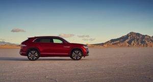 Read more about the article Volkswagen Atlas Cross Sport demuestra que las apariencias si importan.