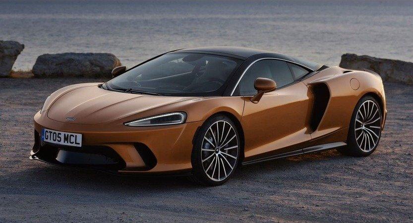 You are currently viewing Nuevo McLaren GT. ¡Que pasada!