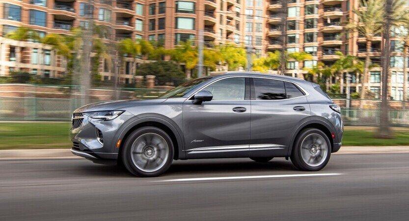 You are currently viewing Nuevo Buick Envision: un paso adelante, pero ¿suficiente?