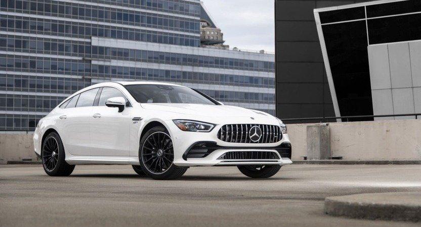 You are currently viewing 2021 Mercedes-Benz AMG GT43. ¿El asalto germano?