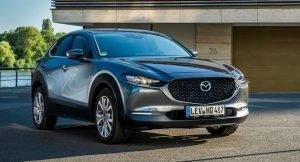 Read more about the article Mazda CX-30. Entra por la puerta ancha y arrincona a algunos competidores.